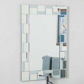 Quebec Modern Wall Mirror