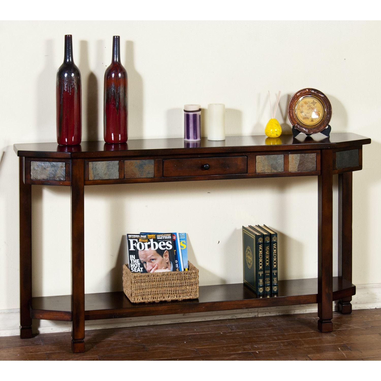 Genial Santa Fe Console Table