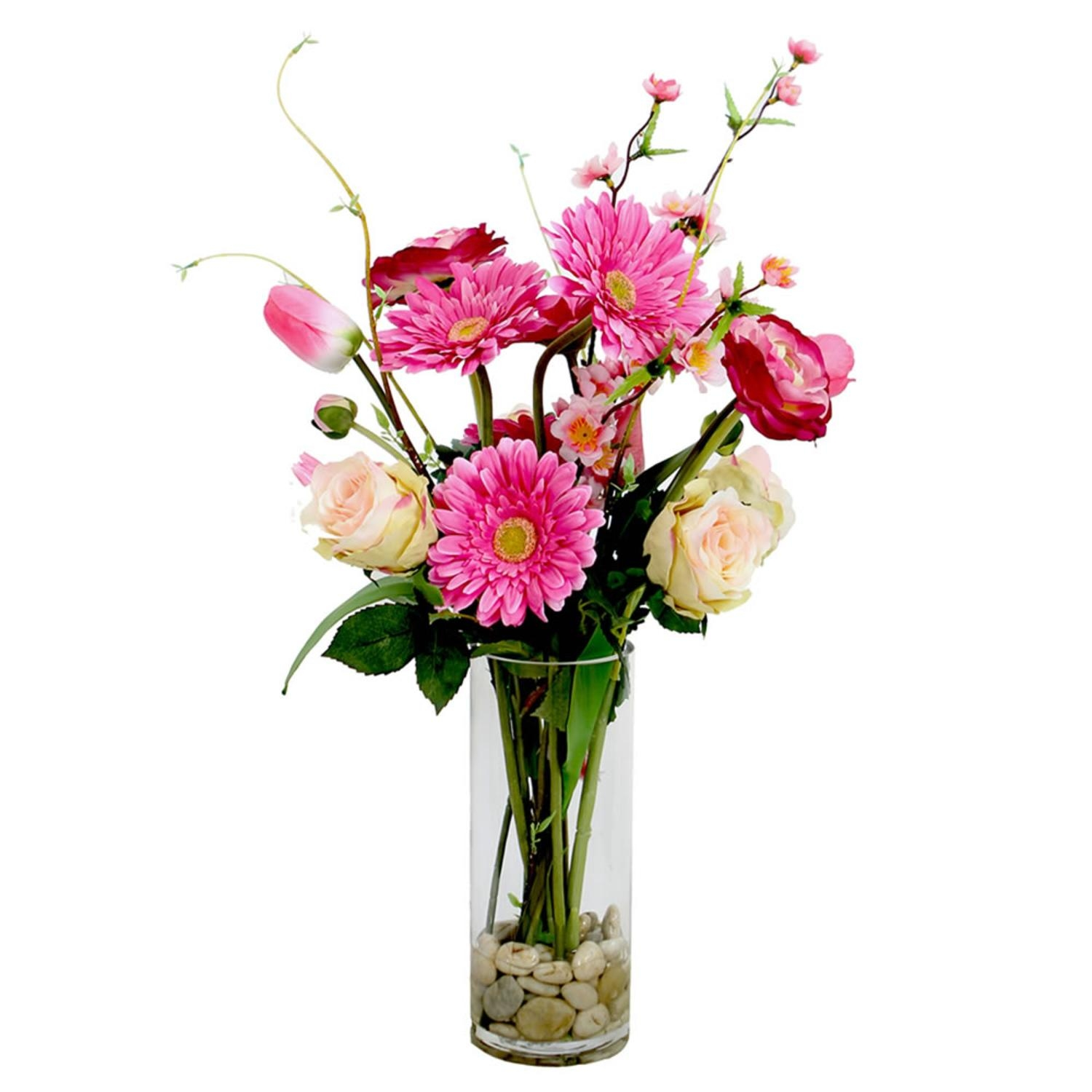 Shades of Pink Flower Arrangement