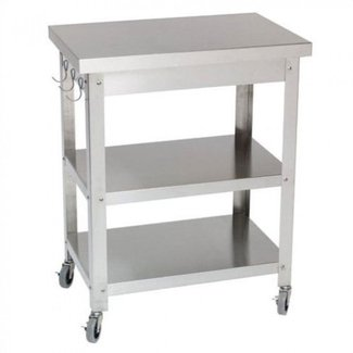 Stainless Steel Carts With Drawers - Ideas on Foter