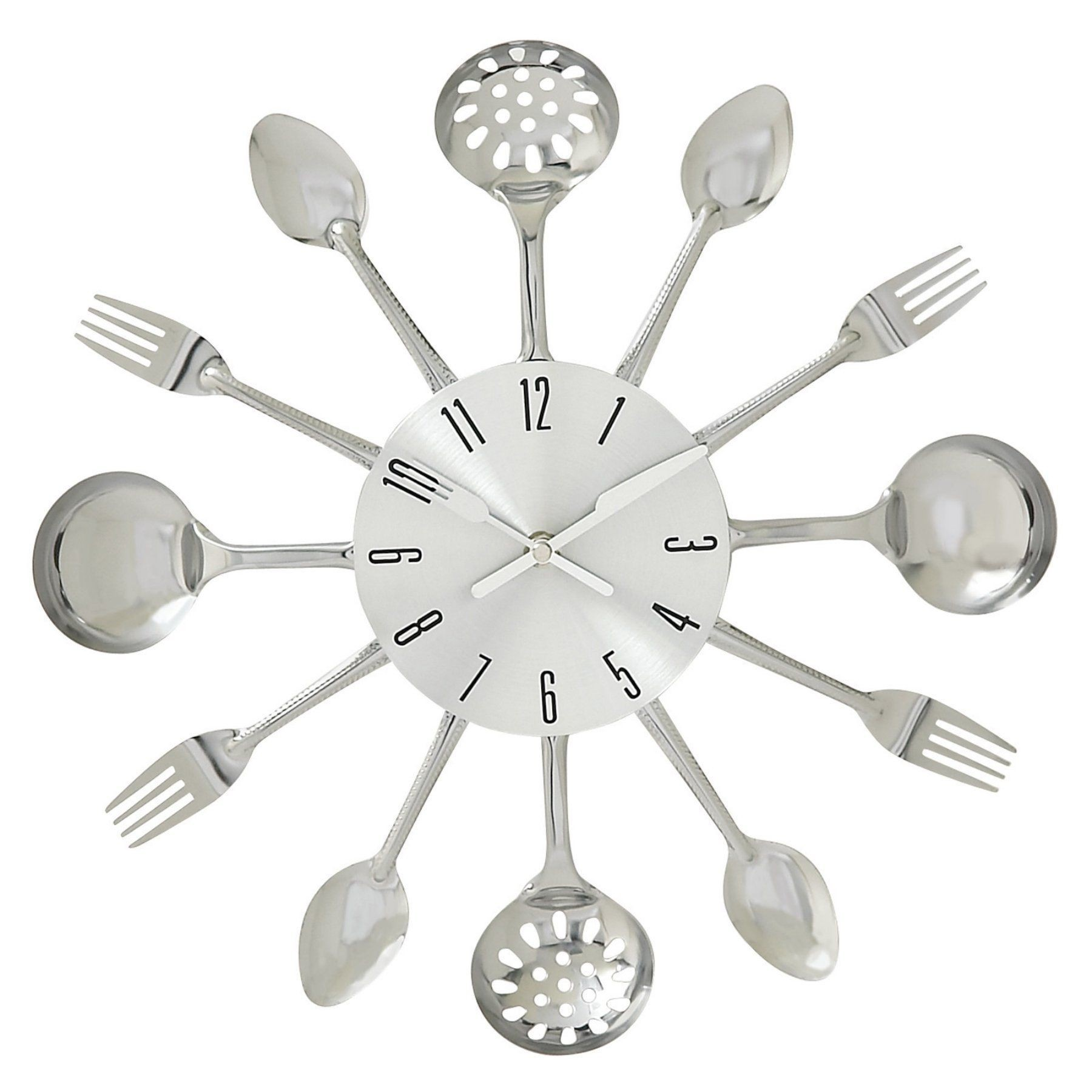 Unique Kitchen Wall Clocks   Foter
