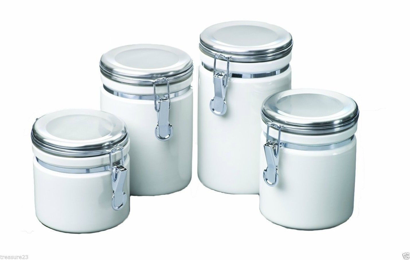 Black Kitchen Canisters Ideas On Foter
