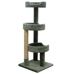 "50"" Premier Kitty Pad Cat Tree"