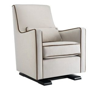 Best Glider For A Small Space Luca Glider Chair Modern