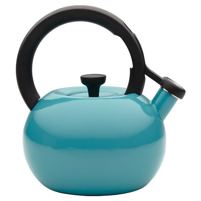 Circles 2 Qt. Tea Kettle