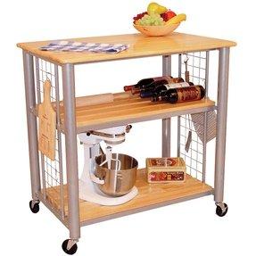 Kitchen Cart Cutting Board Foter