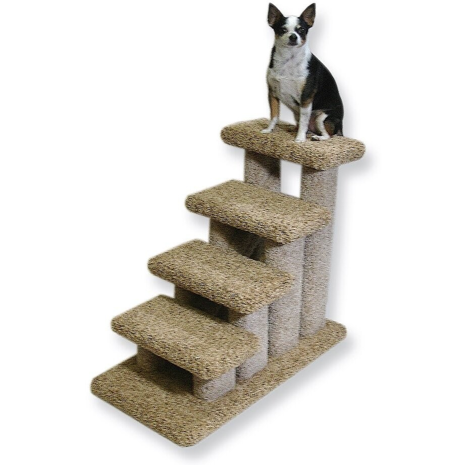 Pet Stairs For Tall Beds   Ideas On Foter