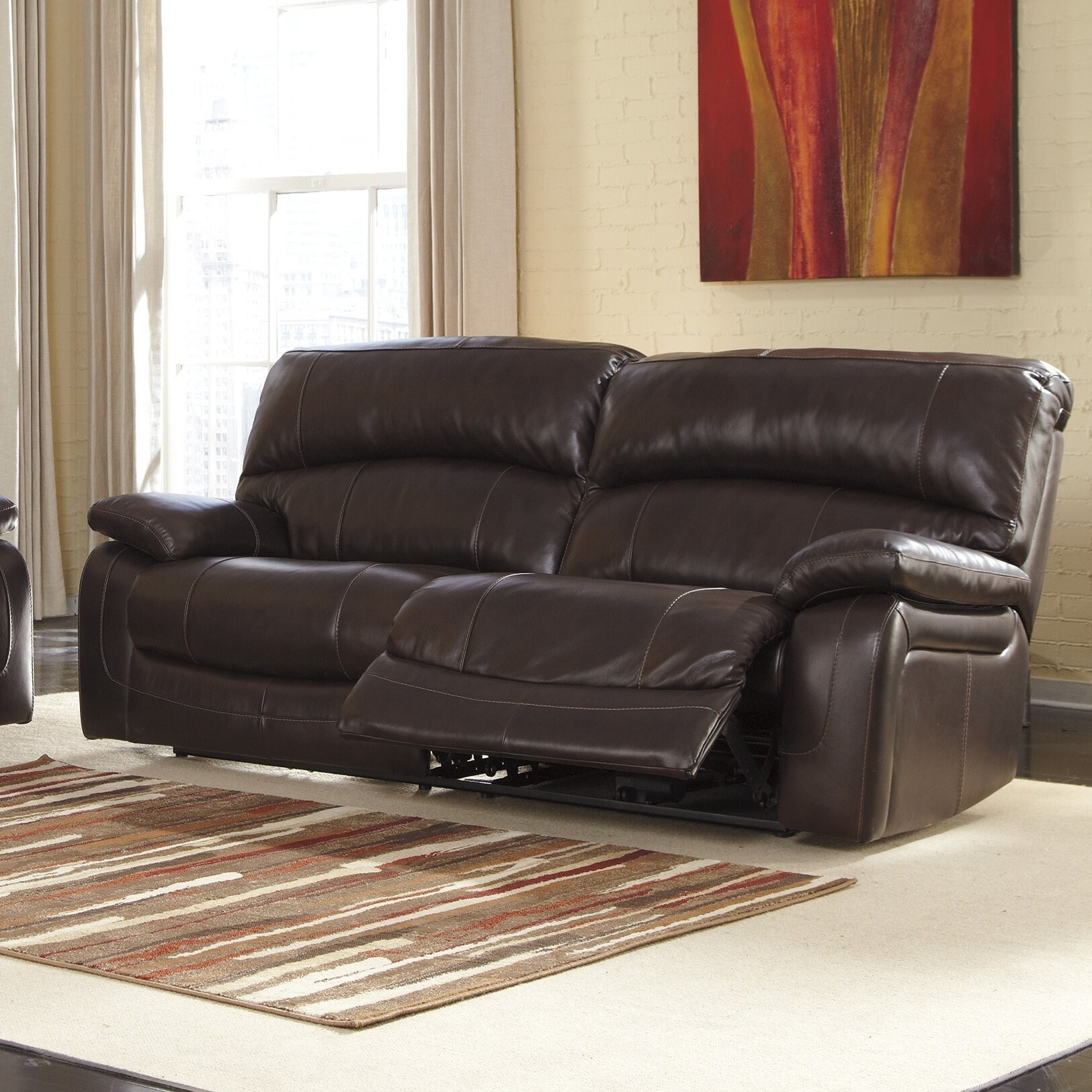 Dormont Double Seat Power Reclining Sofa