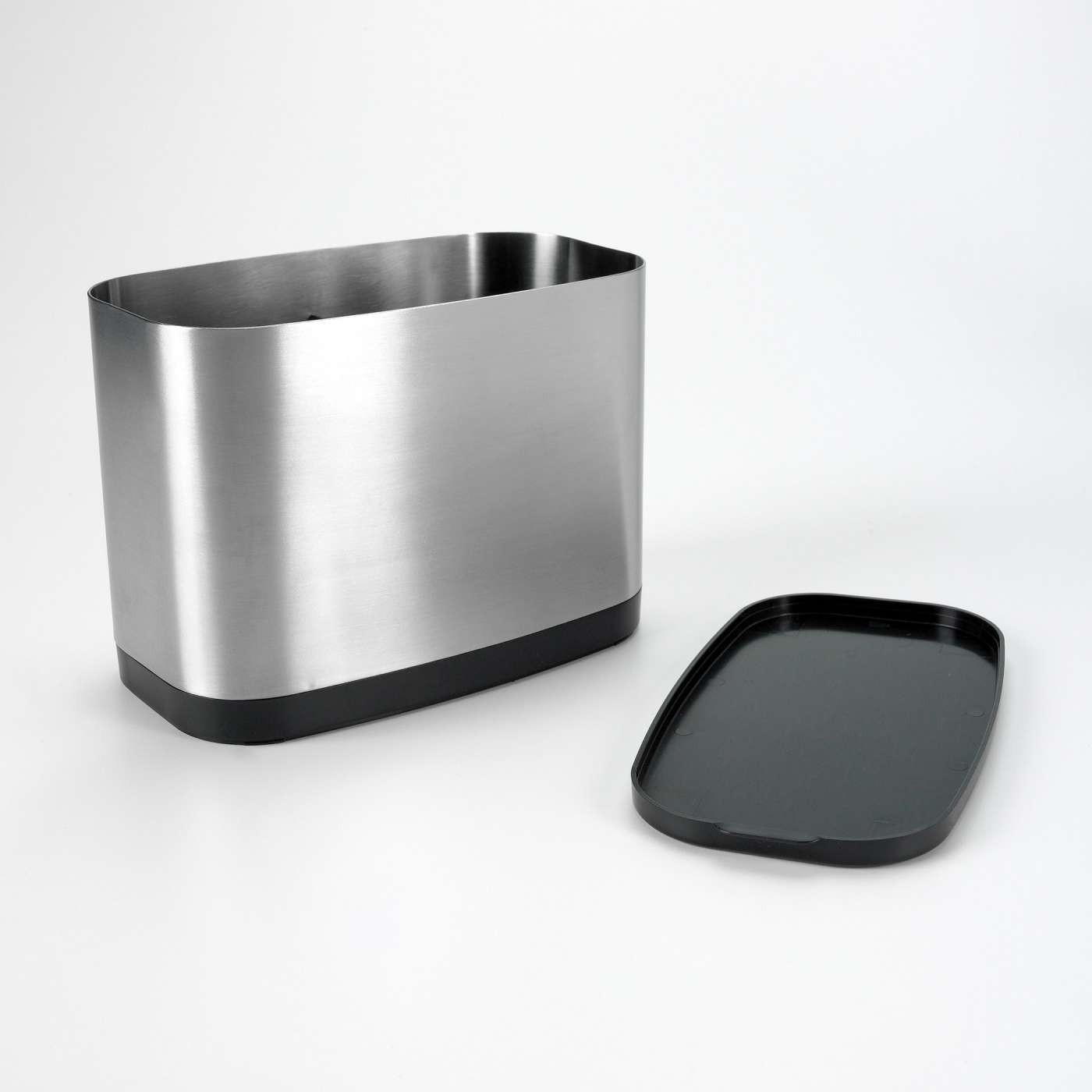 Good Grip Stainless Steel Rectangular Utensil Holder