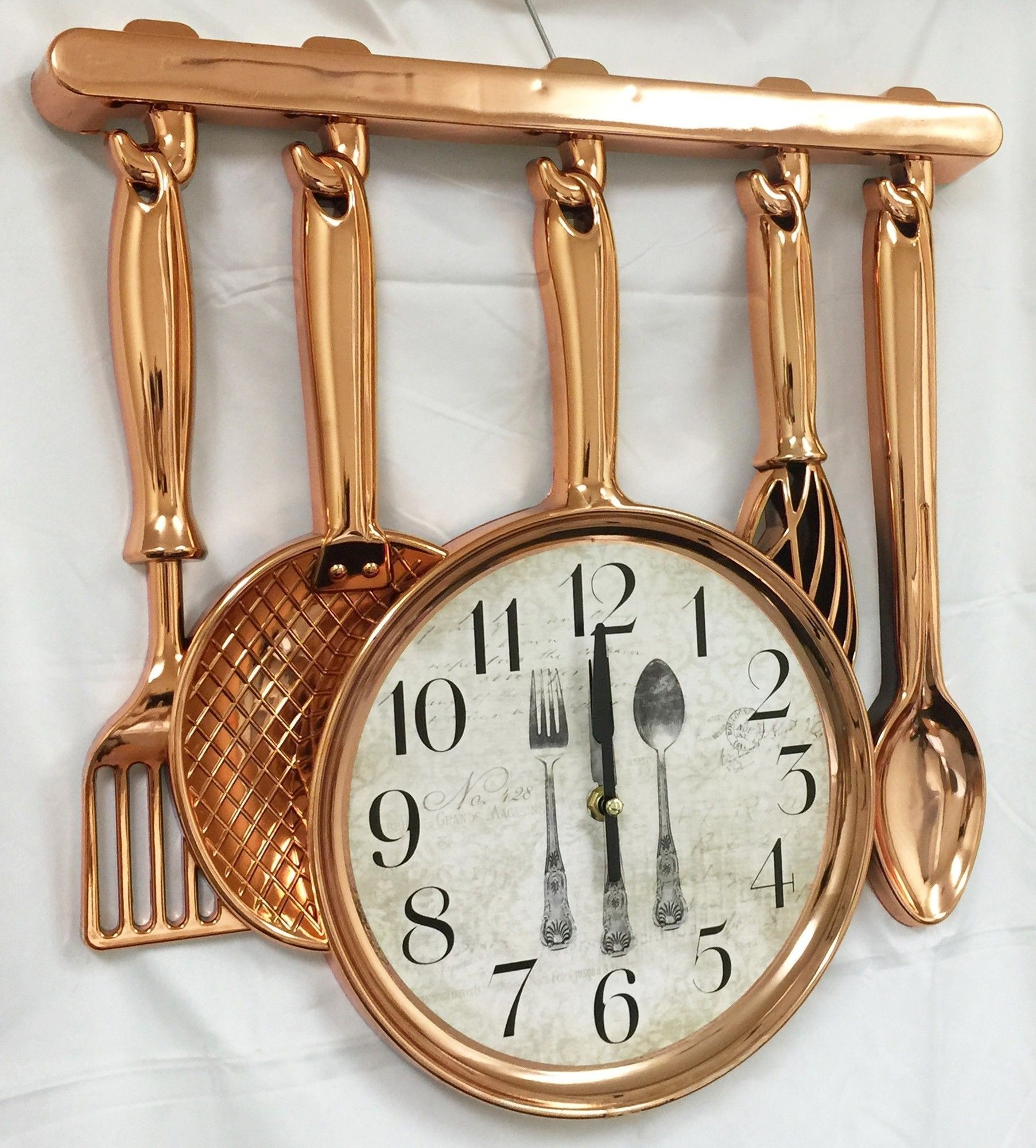 Attirant Kitchen Wall Clock
