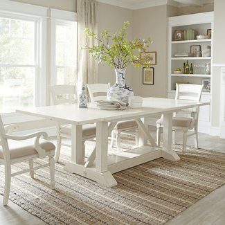 Lisbon Extending Dining Table