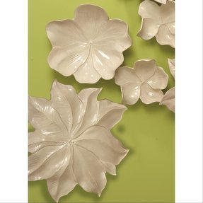 Magnolia Large Platter Wall Décor