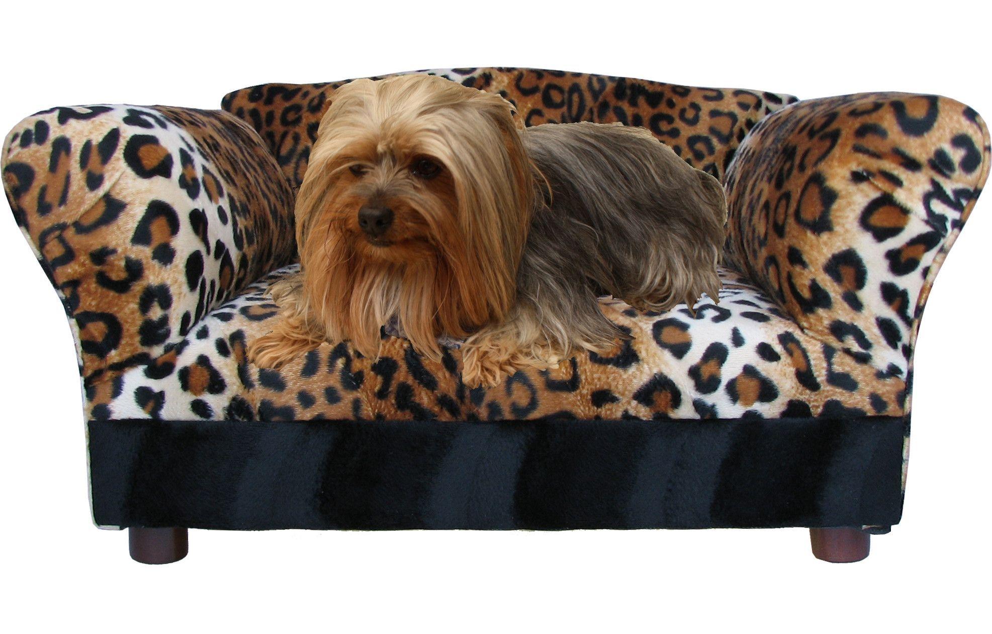 Cheetah Print Dog Bed Ideas On Foter