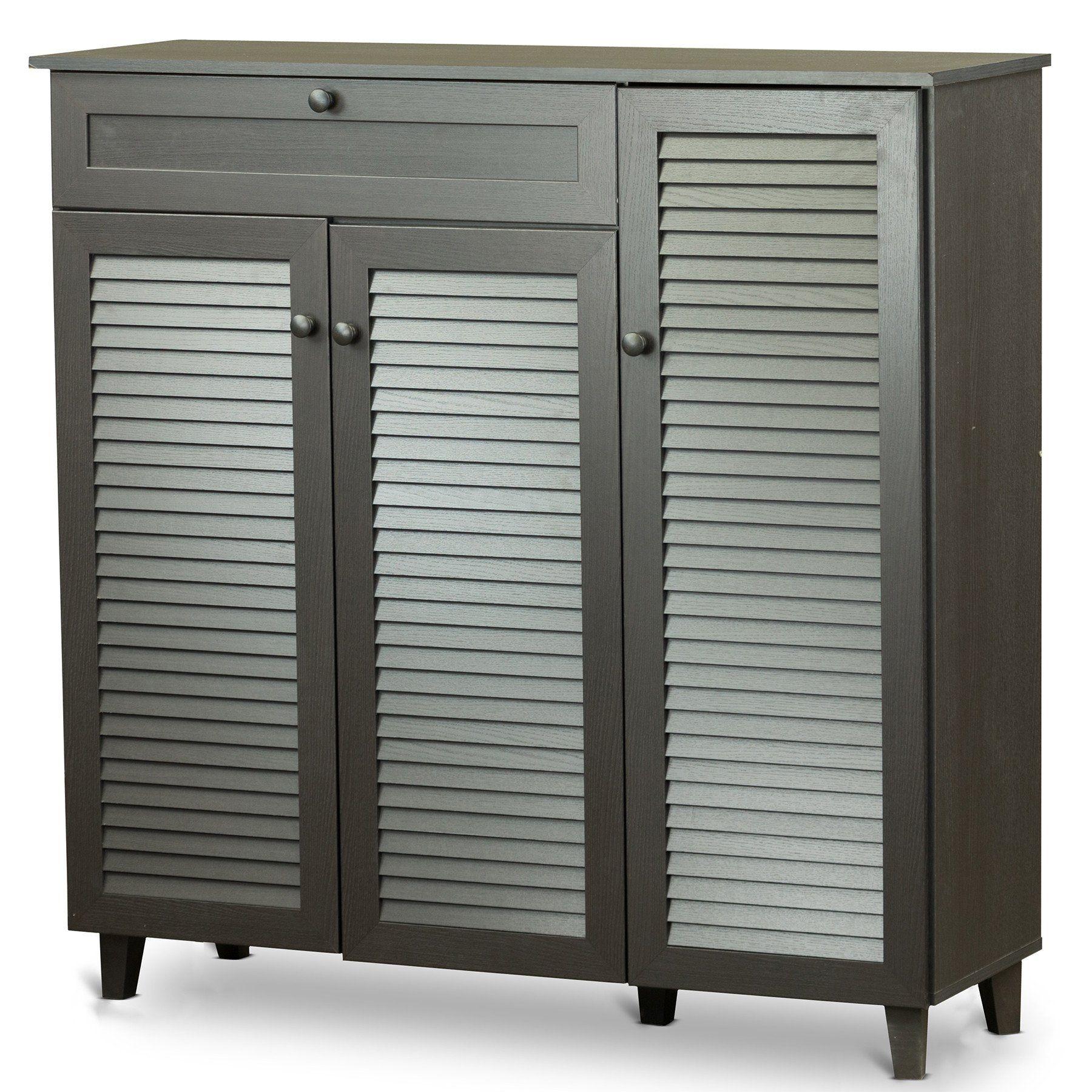Good Pocillo Shoe Storage Cabinet