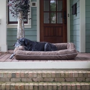 Covered Dog Bed Foter