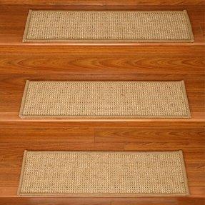 Soho Carpet Stair Tread Set Of 13
