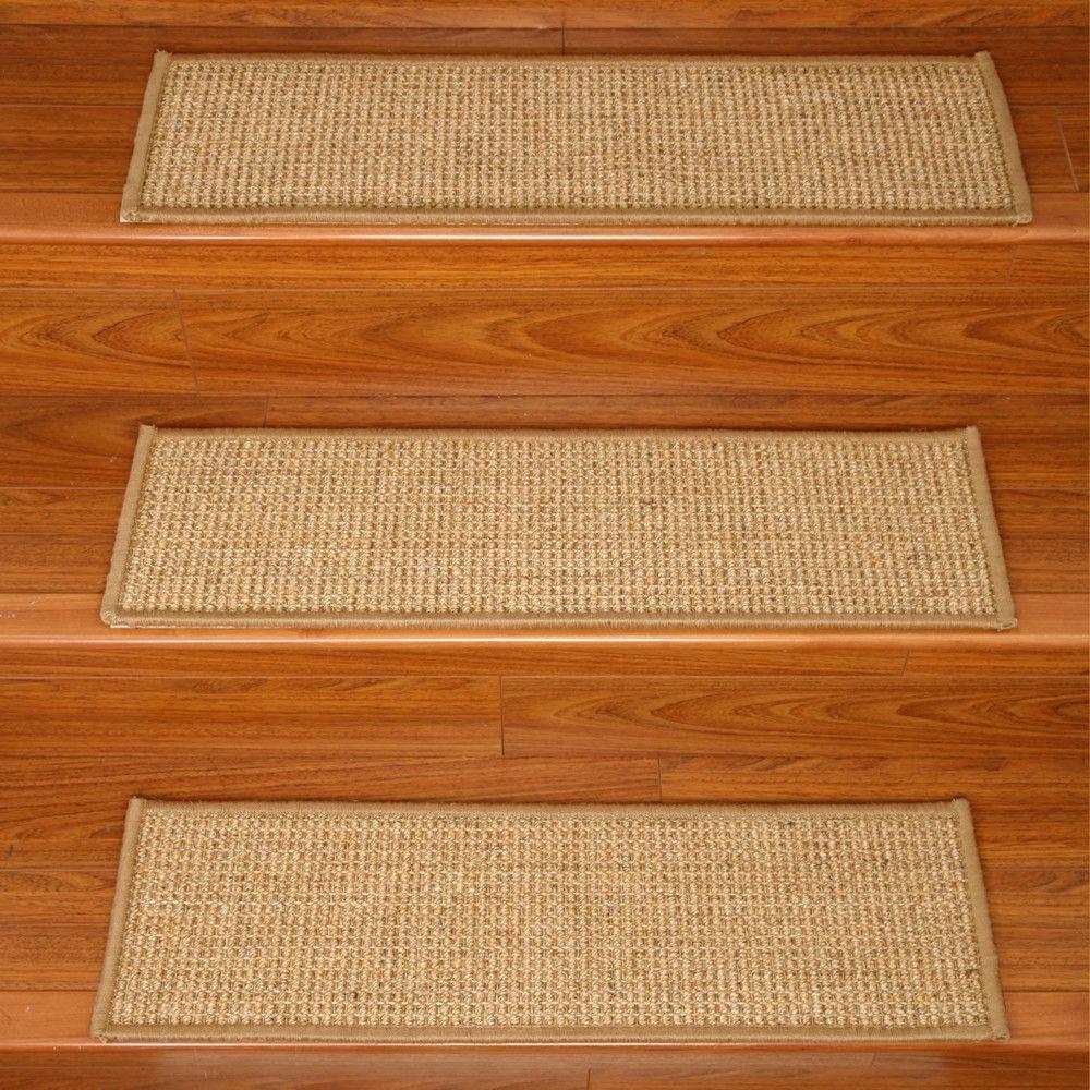 Soho Carpet Stair Tread (Set Of 13)