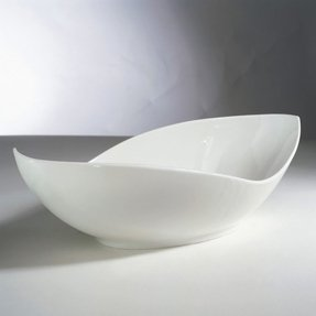 Whittier Canoe Fruit Bowl