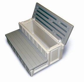 Spa Storage Steps Foter
