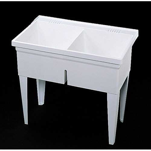 Ceramic Laundry Sink   Foter