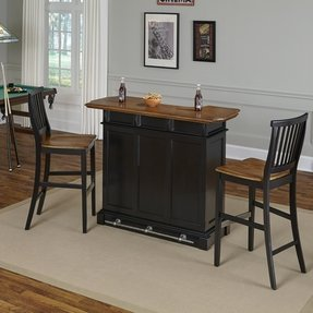 Americana Home Bar Set