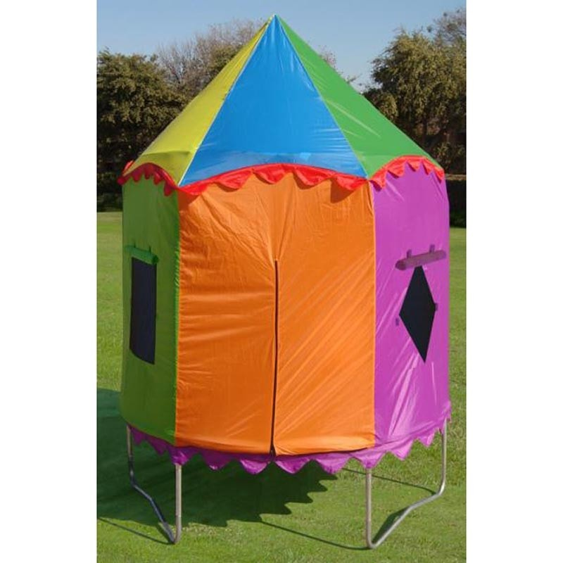 Circus Tr&oline Tent & Trampoline Enclosure Cover - Foter