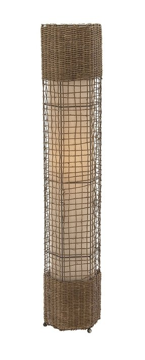 floor products k three timeless pin lamp in w rattan home black tine legs design