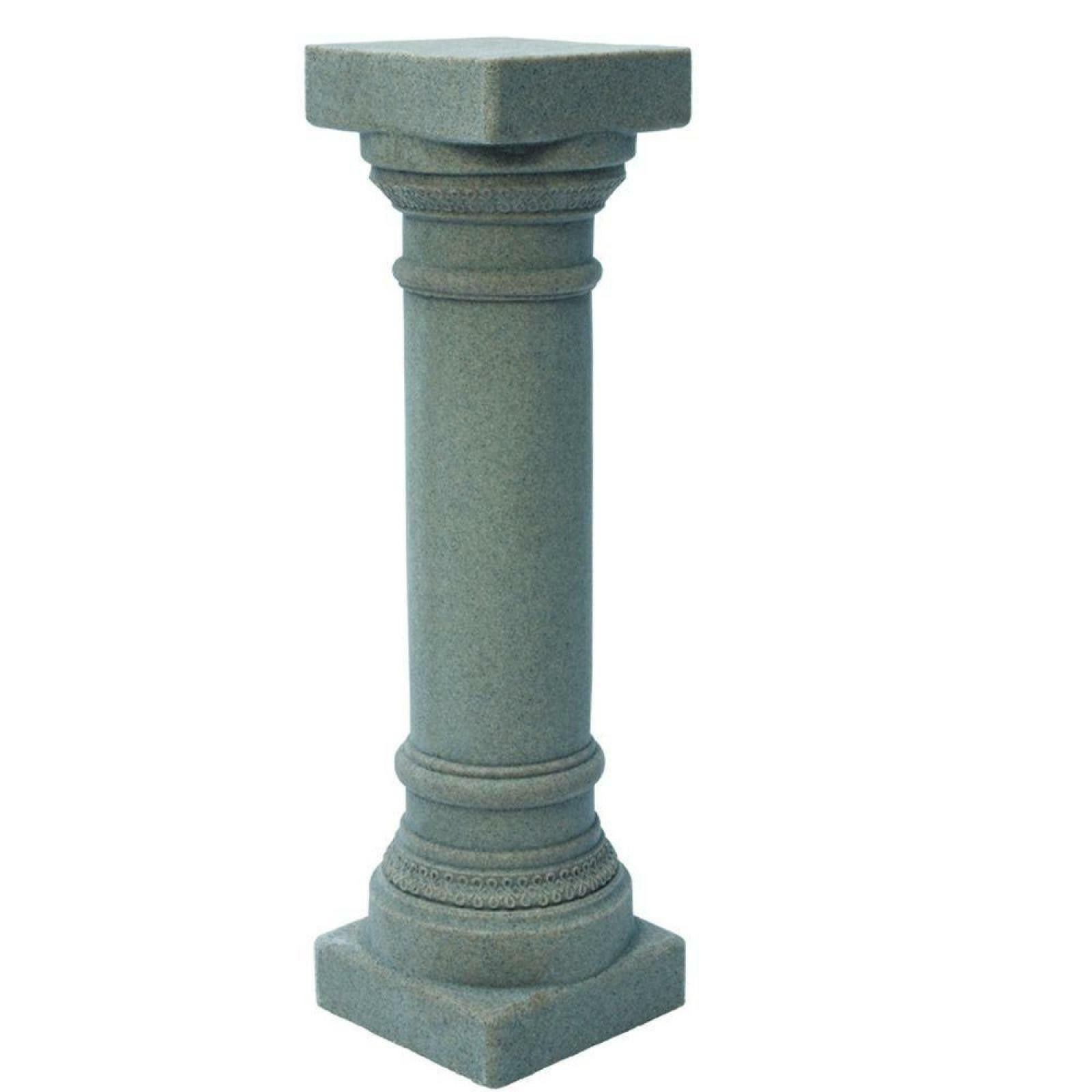 Greek Column Pedestal