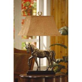 Horse Lamp Foter
