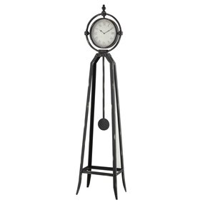 "Industria 57.5"" Chateau Standing Clock"