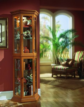 Keepsakes Curio China Cabinet