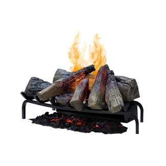 Pleasant Electric Fireplace Logs No Heat Ideas On Foter Beutiful Home Inspiration Ommitmahrainfo