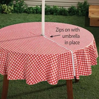 Patio Table Covers With Umbrella Hole Ideas On Foter