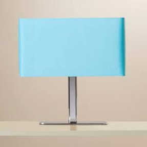 Paxton 15 H Table Lamp with Rectangular Shade