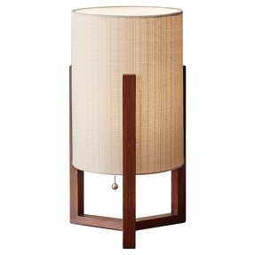 "Quinn 12"" H Table Lamp with Drum Shade"