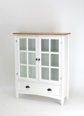 Small Bookcase With Glass Doors - Foter