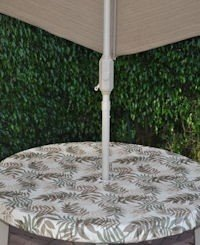 Zippered Patio Table Covers