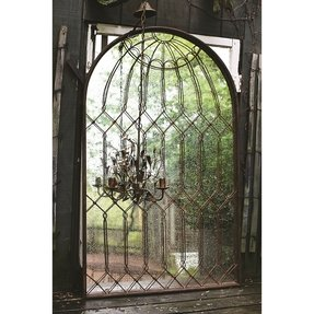 Arched Window Mirror Foter