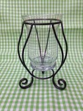 Wrought Iron Hurricane Candle Holders Ideas On Foter