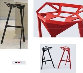 Modern Plastic Bar Stool Ideas On Foter