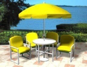 yellow outdoor furniture. white modern patio furniture set price 439 0 fabrics available yellow outdoor