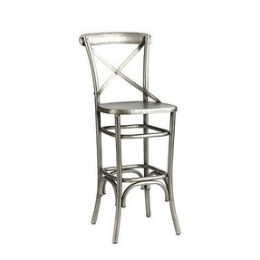 Constance metal barstool industrial bar stools and counter stools