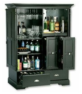 Home Bar Liquor Cabinet Ideas On Foter