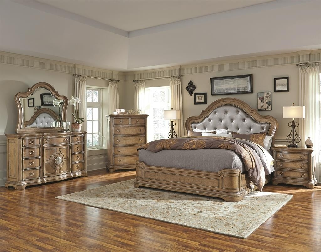 Attractive Pulaski Furnishing Montrose Bedroom Set Design Inspirations