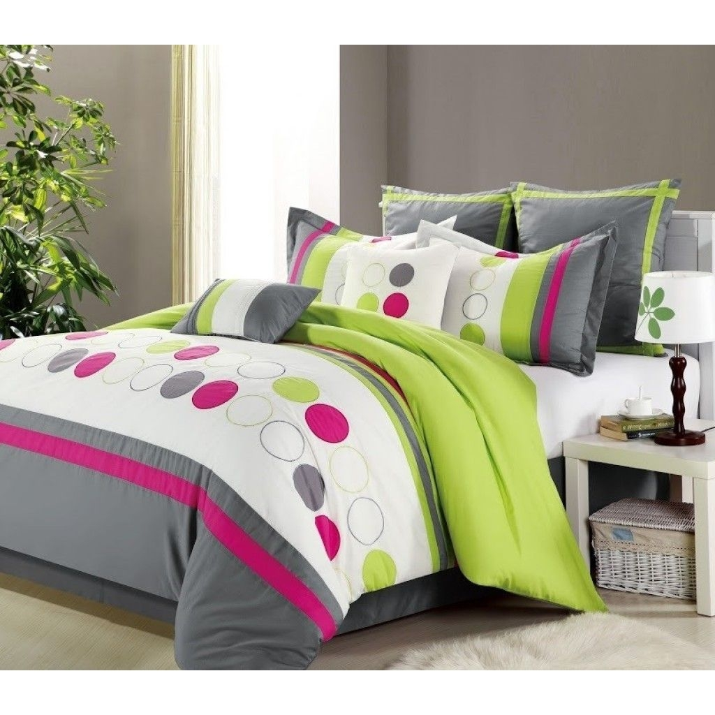 Bright Colored Bed Sheets 3