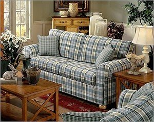 Country Style Living Room Chairs