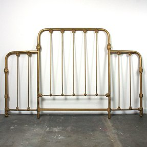 Iron headboards king size