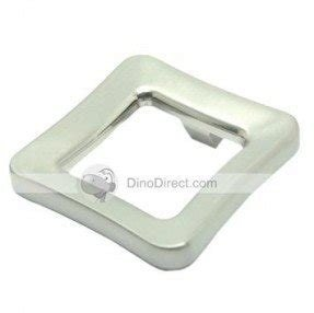 Square cabinet knob drawer pull furniture handle square shaped alloy