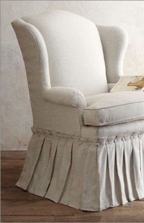 Skirted Arm Chair Ideas On Foter
