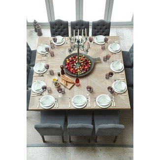 Dining Room Tables That Seat 12 For